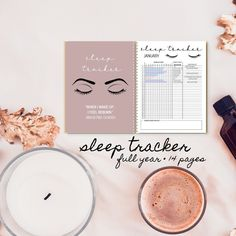 SLEEP TRACKER | Full year Sleep Tracker for January to December | Labeled with Month and Days | Rate Your Energy | Sleep Analysis Journal by DesignerJaim on Etsy Blog Planner, Happy Planner, January To December, Youtube Channel Art, Business Planner, Inkjet Printer, New Year Gifts, Energy Level, Hole Punch