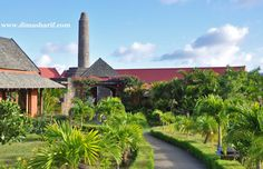 Culinary Travel: Mauritius - Rums & Rhumerie de Chamarel