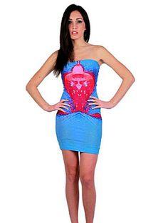 boutique flirt - Letube Astratto Cobra Reale Convertible Tube Dress, $225.00 (http://www.boutiqueflirt.com/letube-astratto-cobra-reale-convertible-tube-dress/)