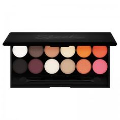 Sleek Makeup - Eyeshadow Palette - i-Divine - # 892 - PPQ Shangri-La - Rispetto