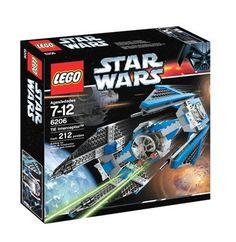 LEGO Star Wars TIE Interceptor LEGO http://www.amazon.com/dp/B000BK8R36/ref=cm_sw_r_pi_dp_yHDNtb0DMVZ3SH3K