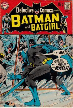 Detective Comics  #389 (1937 1st Series) - DC Comics - July 1969 - Grade VG/F