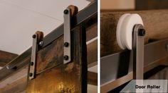 Here you go. Interior Sliding Barn Door Hardware.