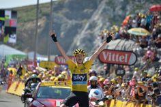 Il #Tour de France ha già il suo padrone. Nel primo, vero arrivo in salita della corsa gialla, Chris #Froome vince in solitaria sul traguardo di Pierre Saint Martin staccando nettamente tutti gli avversari e consolidando il suo primato in classifica generale.  Ecco report, foto, classifiche e video delle fasi finali della tappa  http://www.mondociclismo.com/tour-de-france-10-tappa-froome-padrone-classifiche-foto-e-video-fasi-finali20150714.htm  #Ciclismo #Mondociclismo #Nibali #TDF2015
