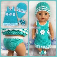 Одежда для babyborn (#for_baby_born)'s products – 19 products | VK