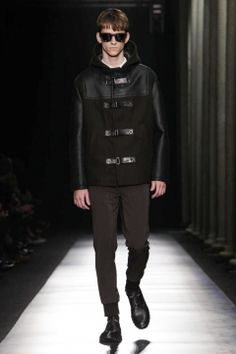 Image - Neil Barrett @ Milan Menswear A/W 2014 - SHOWstudio - The Home of Fashion Film