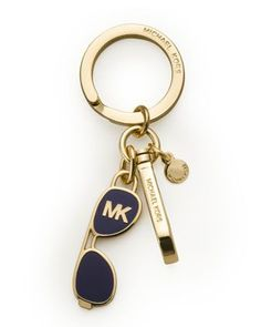 Aviator Key Fob by MICHAEL Michael Kors at Neiman Marcus.