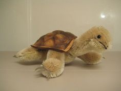 Steiff Vintage Slo Turtle – Quick to steal your heart!! - Born between 1955 and 1975