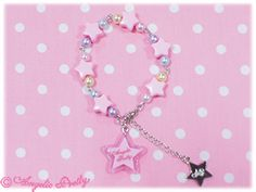 Milky Dream Star Bracelet