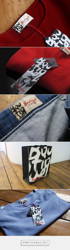 Boutique by Jaeger | Egelnick and Webb | Fivestar Branding – Design and Branding Agency & Inspiration Gallery