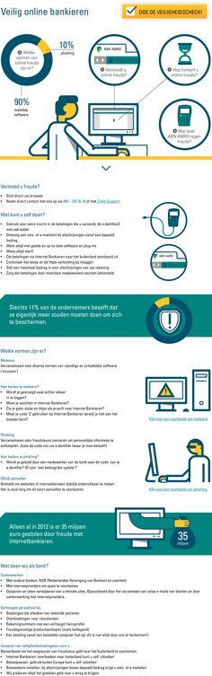 Wij maken ons sterk voor veilig online bankieren. Wat kunt u zelf doen?