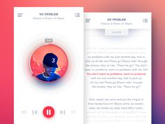 Music Player - Inspiration (Video attached) by Joseph A Barrientos