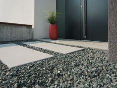 Achinger :: Terrassen | Hauseingänge