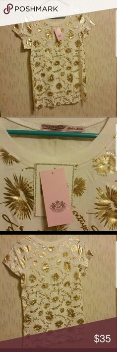 Angel jc born in the USA glamorous usa. Brand new with tag. Juicy Couture Tops Tees - Short Sleeve