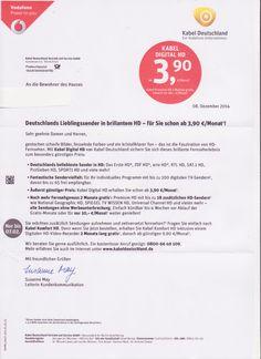 ich habe mit dieser Firma Vodafone nix am Hut...