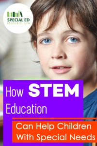 STEM education is an ongoing opportunity for students with special needs to use problem-solving skills and higher-level thinking in a fun way. Stem Education Activities, Team Building Activities, Educational Activities, Autism Resources, Science Resources, What Is Stem, Special Needs Mom, Academic Success, Applied Science