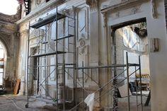Interior Palacio Pereira. Santiago Centro. Enero 2014