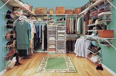 ClosetMaid Wire Ventilated Closet Systems