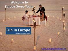 European Honeymoon Packages by Europe Group Tours via slideshare