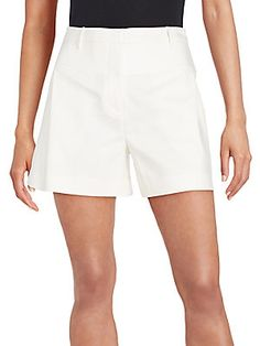 rewardStyle  HIGH WAISTED WHITE SUMMER CASUAL SHORTS