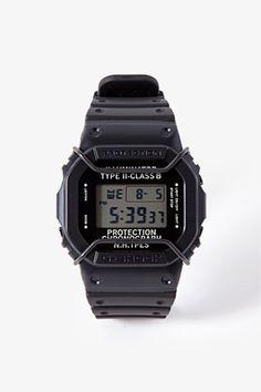 N. Hoolywood x G-Shock watch