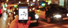 """the-future-now: """" The secret way Uber is making sure you're safe Your phone and watch can tell when you're not standing enough. Now, Uber is. Uber Driver, Taxi Driver, Bill Murphy, Uber A, Sharing Economy, Start Ups, Thing 1, Big Data, You Working"""