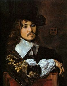 Renaissance Portraits of Modern Celebrities - Click on the picture for more!