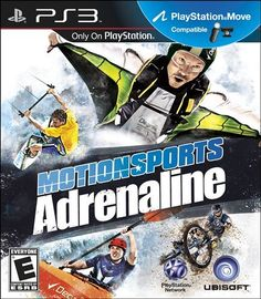 Motionsports Adrenaline  Playstation 3 ** Want to know more, click on the image.