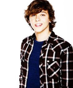 look, Keaton, I don't know if this is weird but... I could stare at your face all day<3