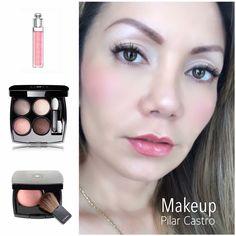 En nuestras asesorías de Imagen también de dan asesorías de maquillaje.  Pilar Castro - Coach de Imagen