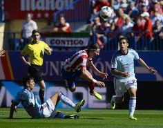 Foto Grada 360 - Penalti a Filipe Luis - Atlético de Madrid