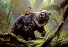 The Art of The Jungle Book | Creative Bloq