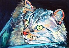 Cisco, (Acrylic, 5 x Pets, Painting, Animals And Pets, Painting Art, Paintings, Paint, Draw