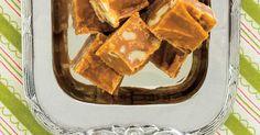 Carrés tarte au sucre