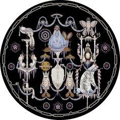 Polar Byzantine Chapter 5 by Klaus Haapaniemi - moooi carpets