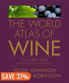 The World Atlas Of Wine by Hugh Johnson #TheReaders #TheFoodie
