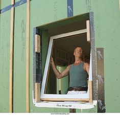 The Passive House Build, Part 5: Installing High-Performance Windows.   By far the weakest link in a Passive House, windows must be installed perfectly.