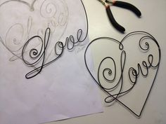 Nitas hantverk: Hjärtan