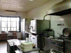 Τα μαγειρεία στο Συσσίτιο!
