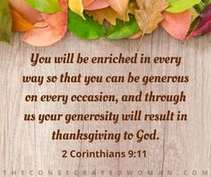 10 Days of Thanksgiving – Day 7: Thankful for God's Blessings