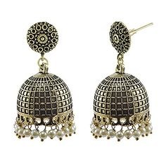 Traditional Round Studs Jhumki-PEARL JHUMKA Earrings-Hand... https://www.amazon.com/dp/B077SQFXBJ/ref=cm_sw_r_pi_dp_x_VIshAbHPF3V83