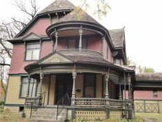 The property 318 S Locust St, Ottawa, KS 66067 is currently not for sale on Zillow. View details, sales history and Zestimate data for this property on Zillow. Rock Room, Old Houses For Sale, Victorian Architecture, Old House Dreams, Architectural Salvage, Queen Anne, Ottawa, Victorian Homes, Custom Homes