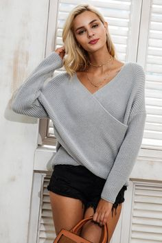 1a25a7177f Thick knitted top Pullover Sweaters