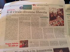 Su Il Fatto Quotidiano  #iocistolibreria #lalibreriaditutti #ilfattoquotidiano #napoli #books #libri #italy   http://www.iocistolibreria.it