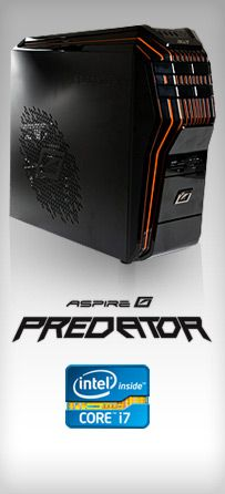 Atomic, PC & Tech Authority, and Acer, want you to take on the best games with the new Predator PC!