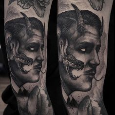 By @grindesign_tattoo  To submit your work use the tag #btattooing  And don't forget to share our page too!  #tattooartist #tattooist #tattooing #tattoos #tattoo #blacktattooing  #new #black #ink