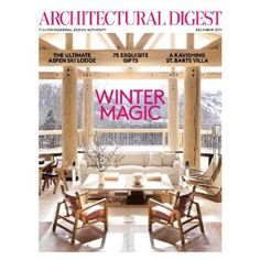 Who Reads Architectural Digest?   Architectural Digest is the world's leading design publication, with a total audience of nearly five million. Its readers are successful, sophisticated and well-read; they recognize and appreciate good design--whether it's found in a chair, a yacht or a house--and they expect to see spectacular photographs and informative features about extraordinary interiors and architecture along with well-written articles about home electronics, travel and automobile and…