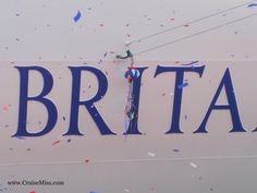 Britannia is named