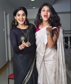 How to Select the Best Modern Saree for You? Simple Sarees, Trendy Sarees, Stylish Sarees, Fancy Sarees, Sari Blouse Designs, Saree Blouse Patterns, Indian Attire, Indian Outfits, Cutwork Saree
