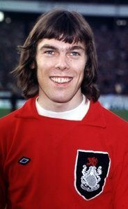 DAVID HARVEY SCOTLAND (C) PHOTO:- FOTOSPORTS INTERNATIONAL